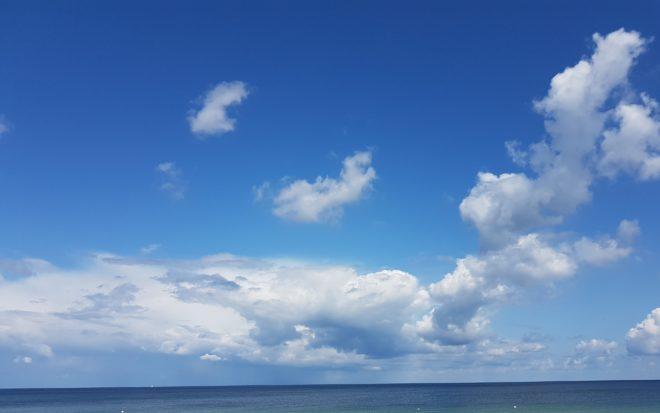 Meer, Himmel